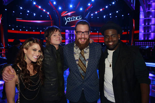 Who Got Eliminated During The Voice Season 3 Live Results Show on Dec. 11, 2012?