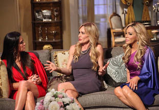 Power Rankings for The Real Housewives of Beverly Hills Season 2 Reunion, Part 1