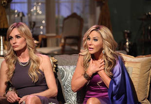 The Real Catfights of Beverly Hills, Season 2 Reunion, Part 1