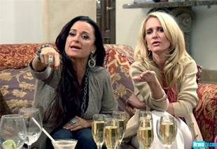Top 6 OMG Moments from The Real Housewives of Beverly Hills Season 2