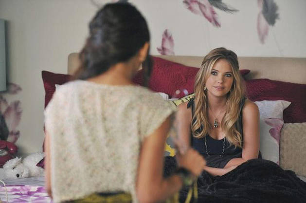 """Are You Gonna Yank Me Out by My Hair?"" Quotes From Pretty Little Liars Season 2, Episode 21"