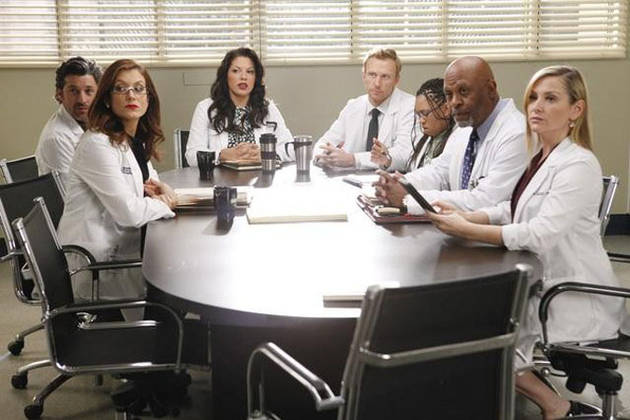 Grey's Anatomy Week in Review for February 3, 2012