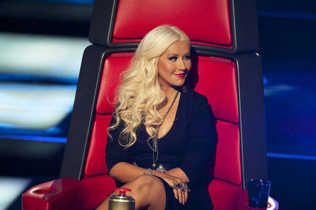 "Christina Aguilera Signs on for a New ""Cycle"" of The Voice to Air in Fall 2012"