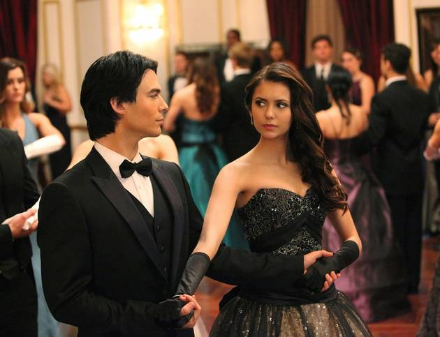 Vampire Diaries Spoilers: Are Damon and Elena Going to Have Sex in Season 3?