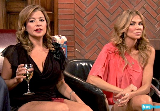 Should Brandi Glanville or Dana Wilkey Become Permanent Cast Members in Real Housewives of Beverly Hills Season 3?