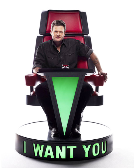 The Voice Season 2: Who's on Team Blake in 2012?