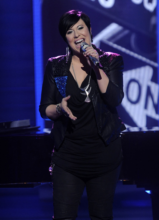 Did Erika Van Pelt Deserve to Go Home on the American Idol 2012 Top 10 Results Show on March 22, 2012?
