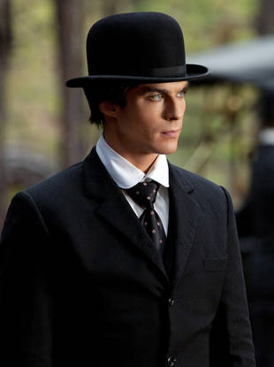 "Top 11 Damon Snarks from The Vampire Diaries Season 3, Episode 16, ""1912"""