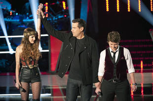 The Voice Season 2: Best Performance of the Night From Battle Round 2 on March 12, 2012
