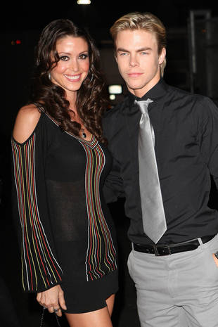 derek hough dating shannon elizabeth