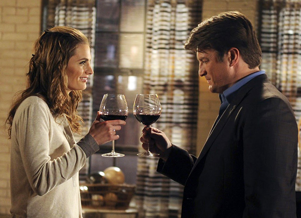 "Castle's Stana Katic Promises Caskett Fans Will Be ""Really Happy"" by the End of Season 4 – Exclusive!"
