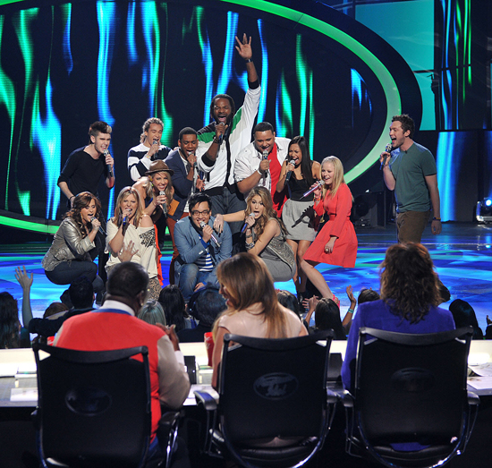 Vote for the American Idol 2012 Top 12: All the Phone Numbers to Call on March 14