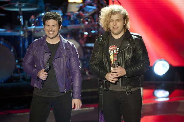 Who Are The Shields Brothers From The Voice Season 2?