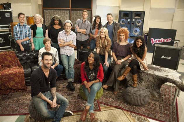 Who Are the Celebrity Guest Mentors on The Voice Season 2?