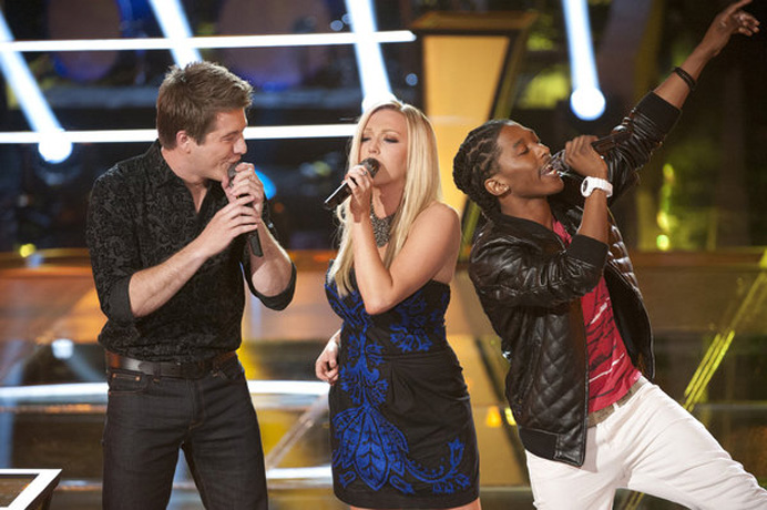 Watch All the Performances From The Voice Battle Round 4, March 26, 2012