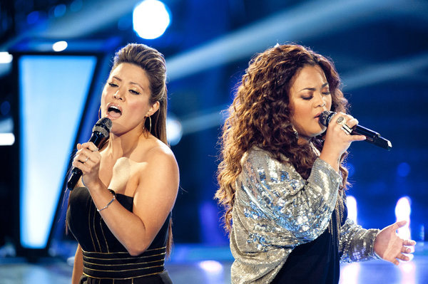 Watch All the Performances From The Voice Season 2, Battle Round 1 on March 5, 2012