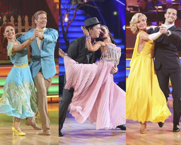 Which Couple Had the Best Costumes on DWTS Season 14 Week 1?