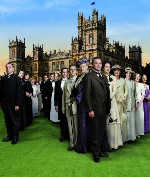 Which Downton Abbey Cast Members Haven't Signed on For Seasons 4 and 5?