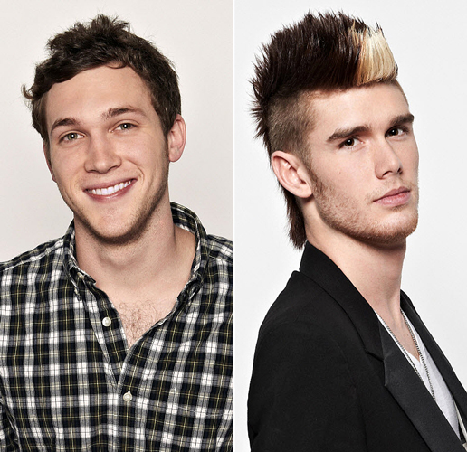 "Colton Dixon Calls Phillip Phillips the ""Diva"" of American Idol 2012"