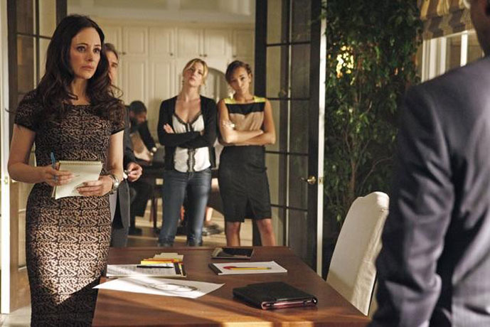 Is Revenge New Tonight on March 28, 2012?