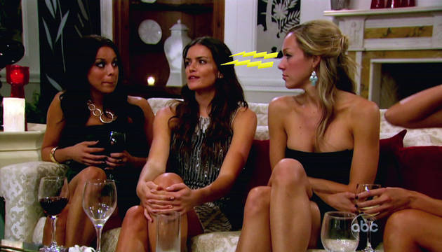 Courtney Robertson vs. Emily O'Brien! And 5 More Memorable Feuds From Bachelor and Bachelorette History