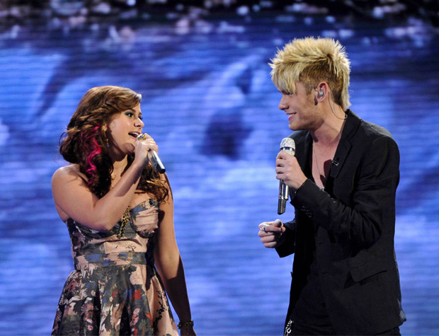 Who Is Going Home After the American Idol 2012 Top 7 Performed on April 11, 2012?