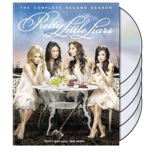 Pretty Little Liars Season 2 DVD Available on June 5, 2012