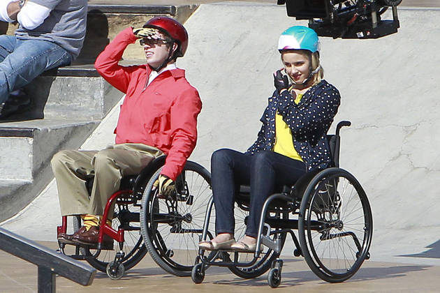 Glee Spoiler: Is Quinn Permanently Paralyzed?