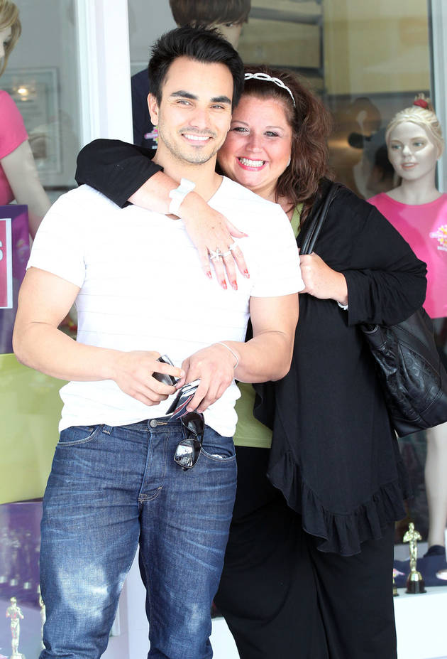 Dance Moms' Abby Lee Miller Has a New Boy Toy! (PHOTOS)