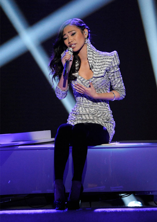 American Idol 2012 Results: Was Jessica Sanchez Eliminated on April 12, 2012?