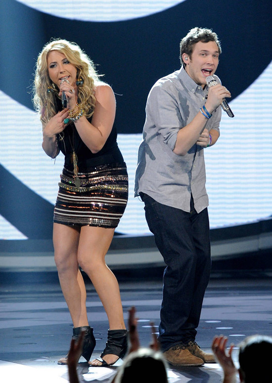 Who Is Going Home After the American Idol 2012 Top 7 Performed on April 18, 2012?