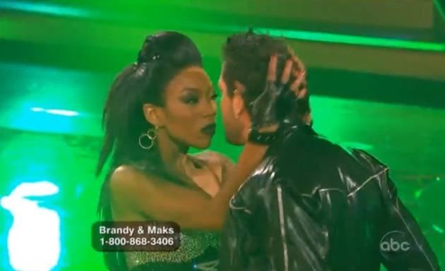 DWTS Flashback: Brandy & Maksim's Winning Rock Week Dances From Season 11