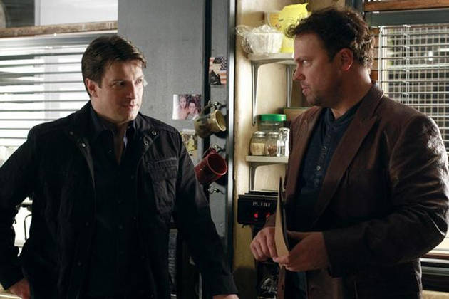 Is Castle New on Monday, April 16, 2012?