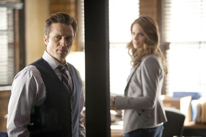 Is Castle New Tonight Monday, April 16, 2012?