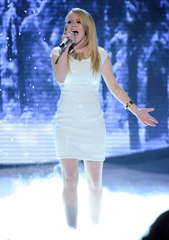 Watch All the Performances From American Idol's Top 8 on April 4, 2012
