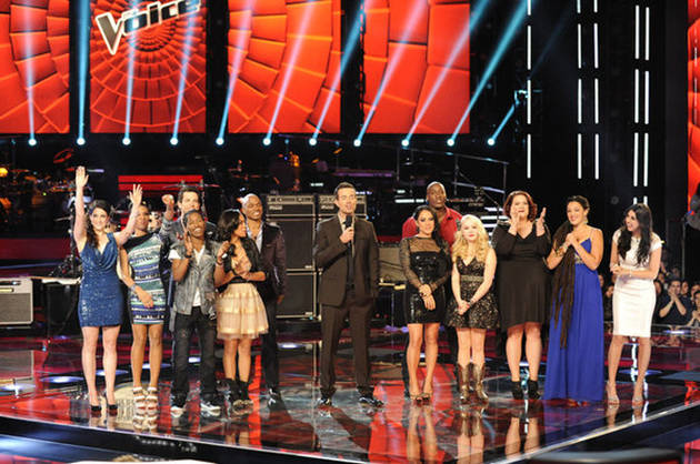 Who Got Eliminated on The Voice Season 2 on April 3, 2012?