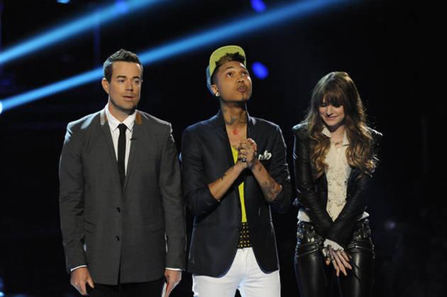 Who Got Eliminated on The Voice Season 2 on April 10, 2012?