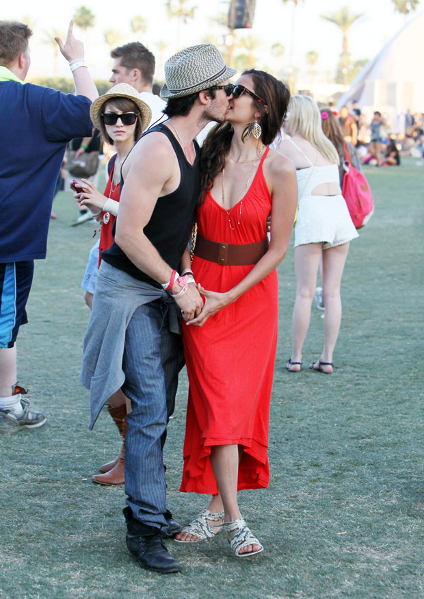 are nina and ian dating
