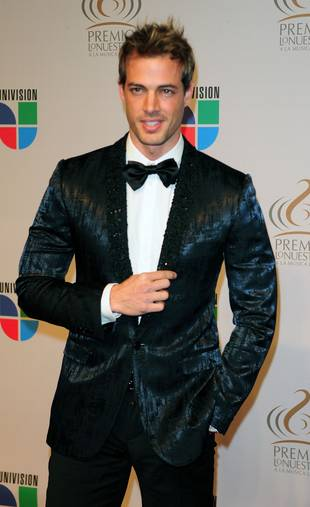 William Levy's Son Cried For an Hour After Dad Lost DWTS Season 14