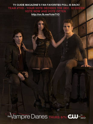 Vampire Diaries Poll: Will Elena Choose Damon or Stefan at the End of Season 3?