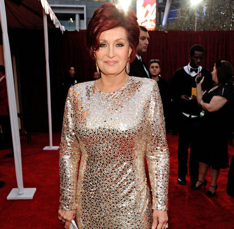 Sharon Osbourne Once Flashed Piers Morgan — and Nick Cannon Has the Pics of Her Boob! (VIDEO)