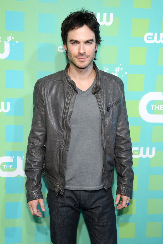 Ian Somerhalder Says Damon Isn't Pining for Elena in Vampire Diaries Season 4