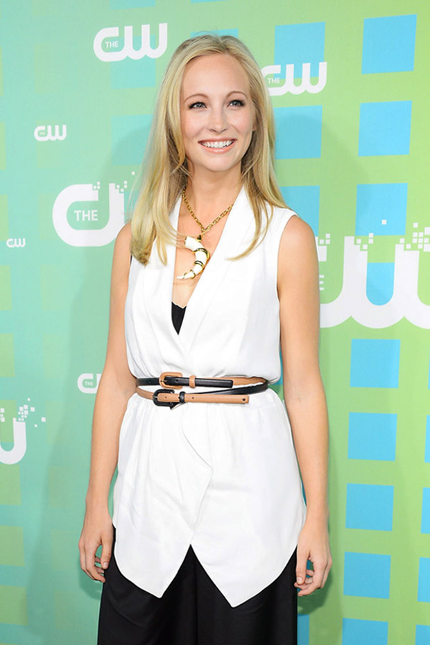 "Candice Accola Thinks Caroline Will Be ""Disturbed"" in Vampire Diaries Season 4"