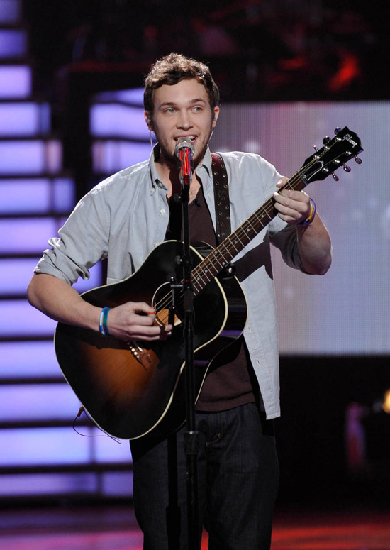 Phillip Phillips Wins American Idol 2012 on May 23, 2012!