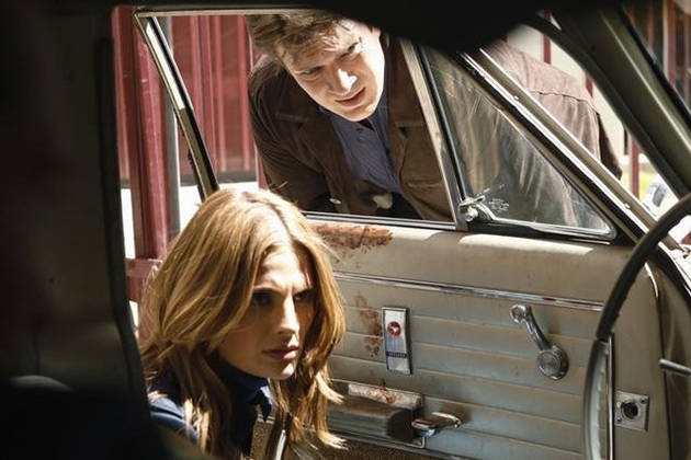 Is Castle New Tonight Monday, May 7, 2012?