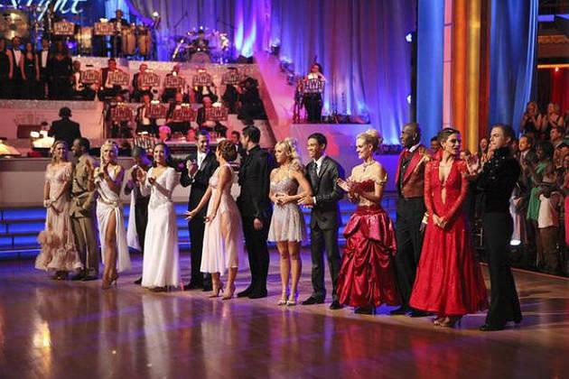 DWTS Trio Dance Sneak Peek: Who Is Dancing With Whom on Week 8?