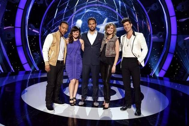 Watch All the Performances From Duets Season 1, Episode 1 on May 24, 2012