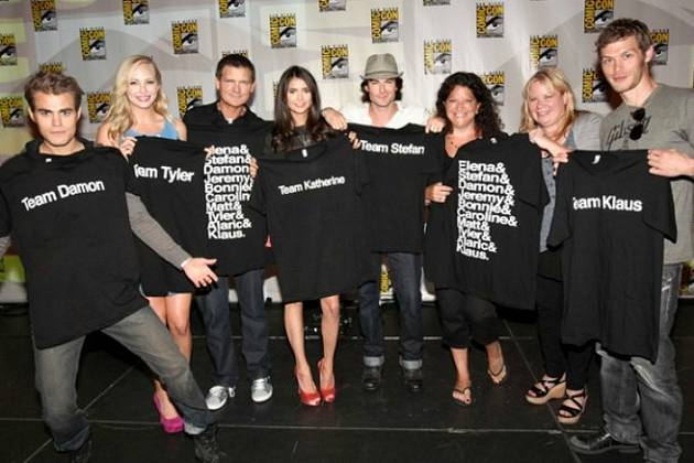Where in the World Is The Vampire Diaries Cast This Week? April 30 to May 6, 2012