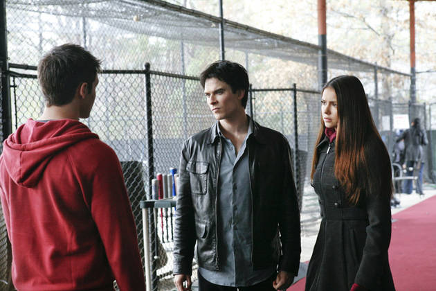 The Best Damon Snarks From The Vampire Diaries Season 3
