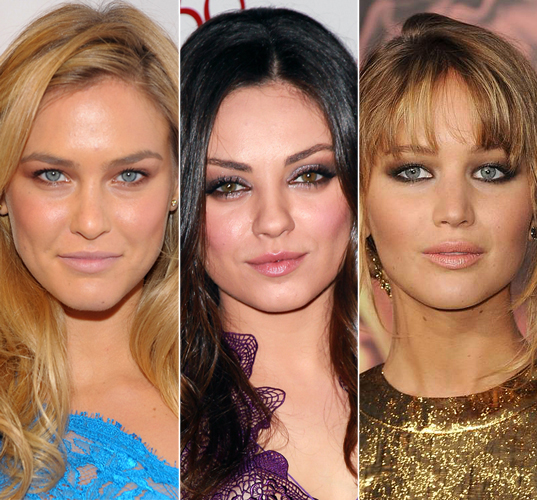 Which Sexy Celeb Topped 2012's Maxim Hot 100?